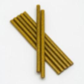 золотые клеевые стержни 11 мм