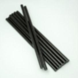 черные клеевые стержни 7 мм