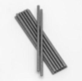 серебряные клеевые стержни 7 мм