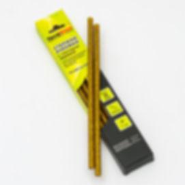 золотые клеевые стержни 7 мм