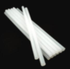полупрозрачные клеевые стержни 11 мм