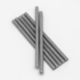 серебряные клеевые стержни 11 мм