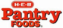 HEB Pantry Updated Logo, Replace Old Log