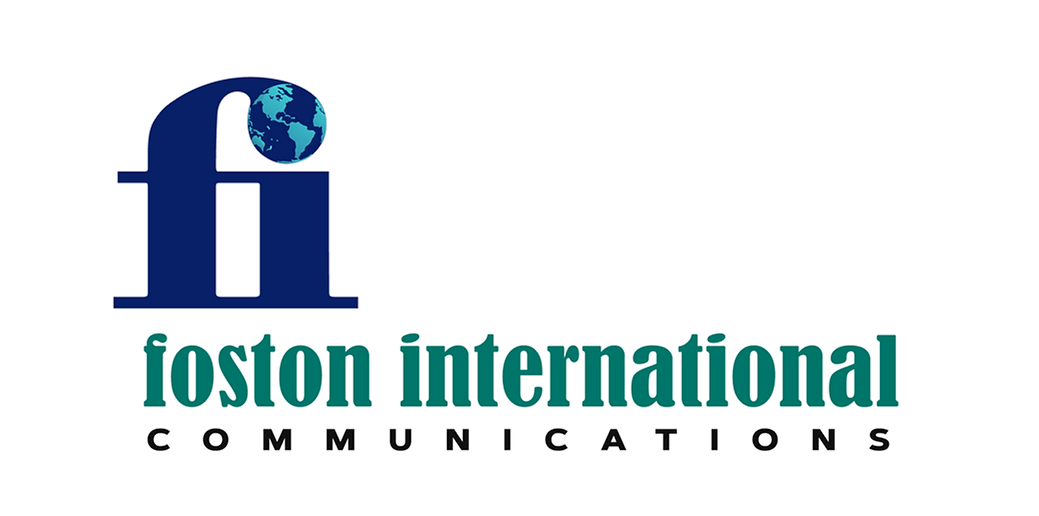 Foston International Communications Inc., New Logo.png