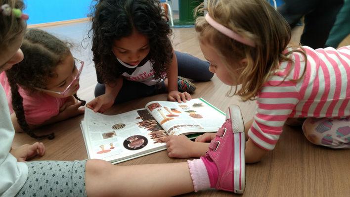 Leitura em grupo