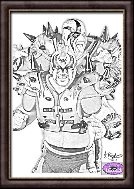 Legion of Doom / Road Warriors