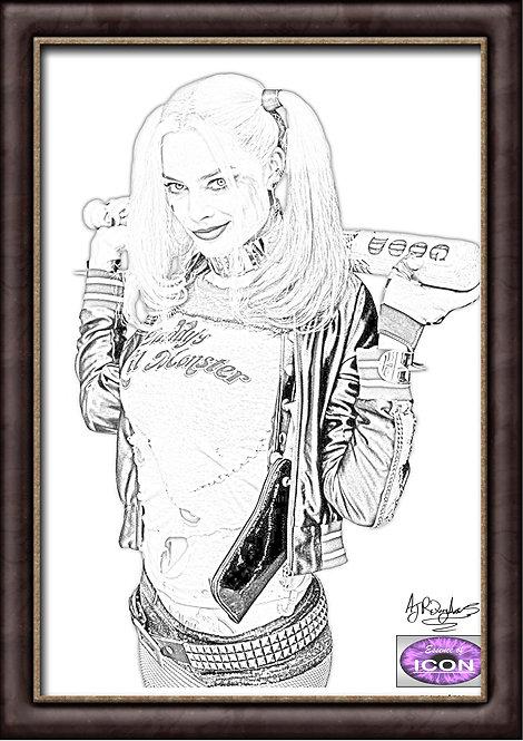 Margot Robbie (Harley Quinn)