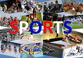 Sports Page Link on Essence of Icon Website  to Artwork Pictures Prints