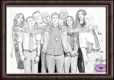 Brooklyn Nine Nine Main Cast
