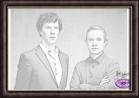 Sherlock (and Watson)