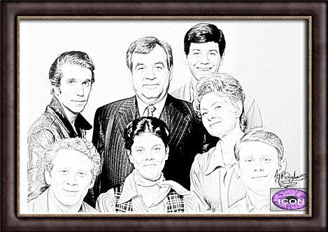 Happy Days Main Cast