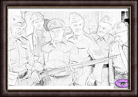 Dad's Army Main Cast
