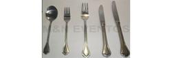Cuchara Volf, Tenedor de postre Volf, Tenedor de mesa Volf, Cuchull de postre Volf, Cuchillo de mesa