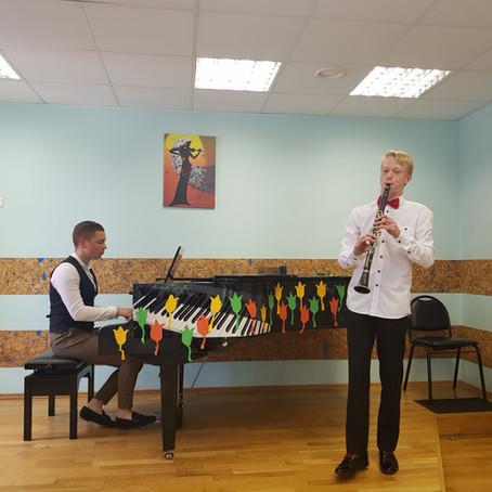 Instrumentalistų baigiamasis egzaminas