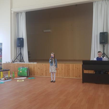 Vaikų gynimo dienos koncertas Veiveriuose