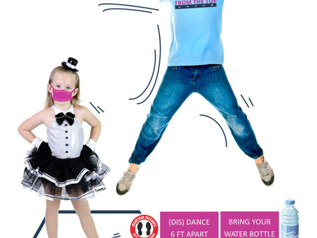 From The Top Dance - Health and Safety Plan