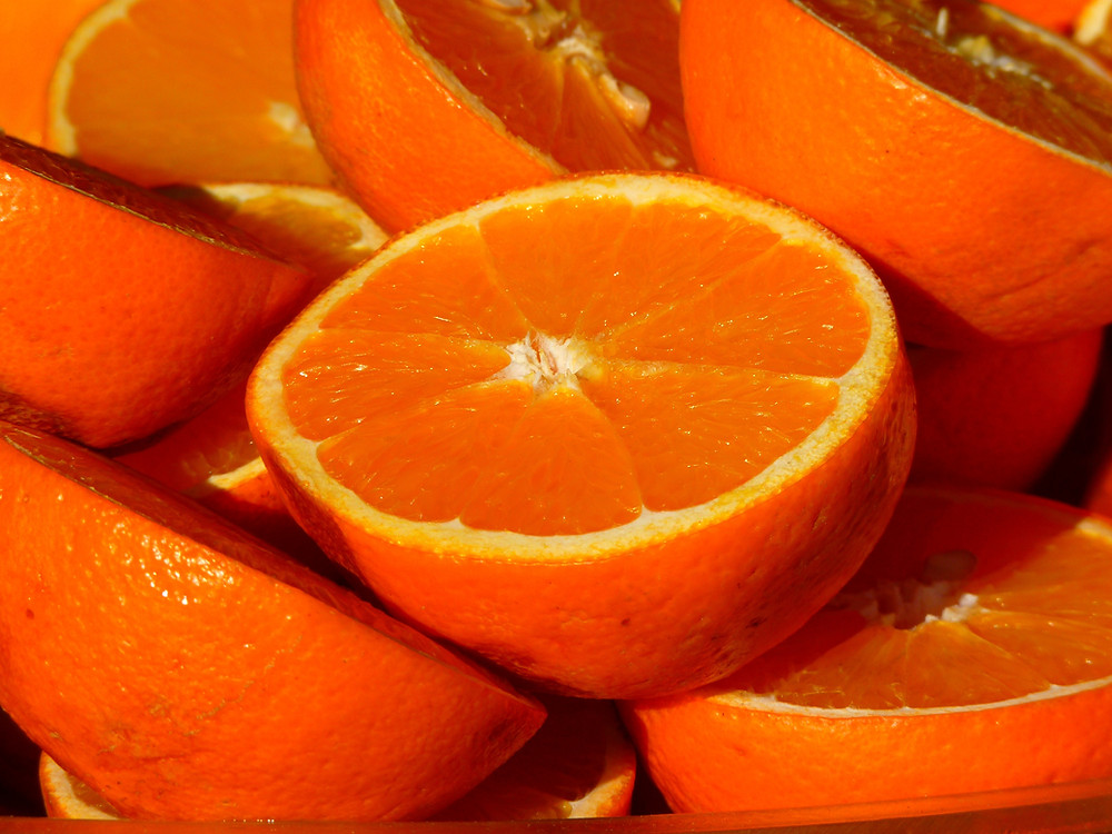 Oranges May Help with Cleansing the Colon!