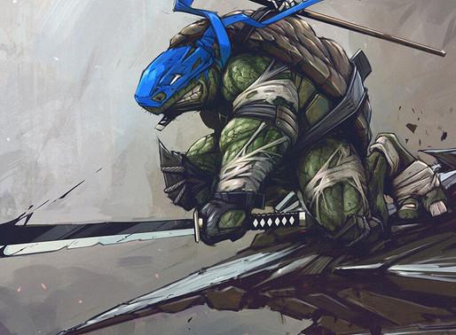 Tartarugas Ninja Fanart