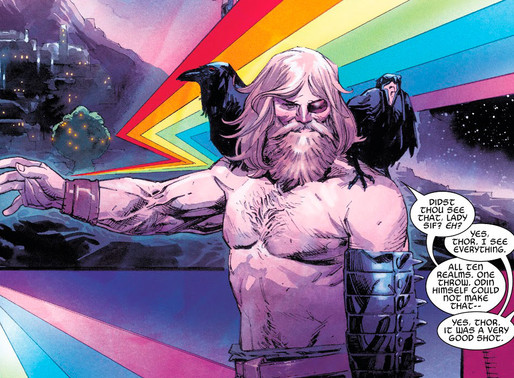 Thor o novo Arauto de Galactus