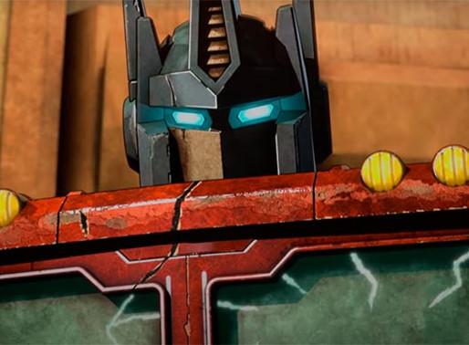 Transformers terá nova série animada no Netflix