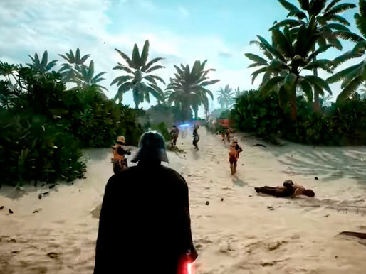 Star Wars Battlefront II com nova atualização
