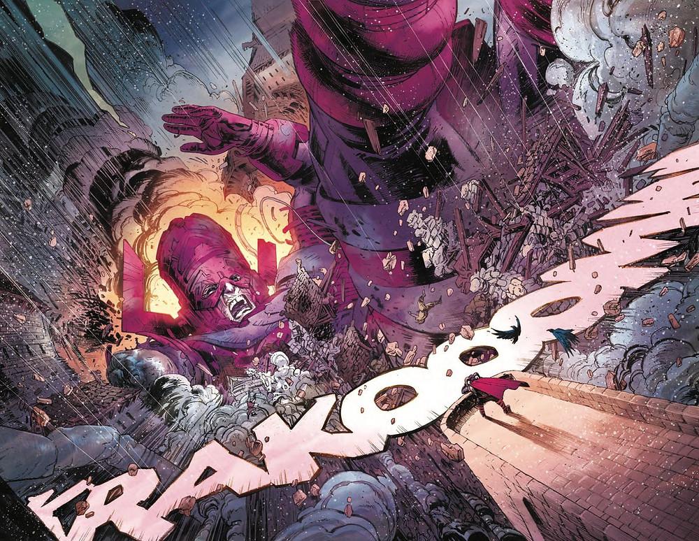 Thor vs Galaticus