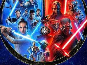 Star Wars com vídeo especial para o May The 4th Be With You