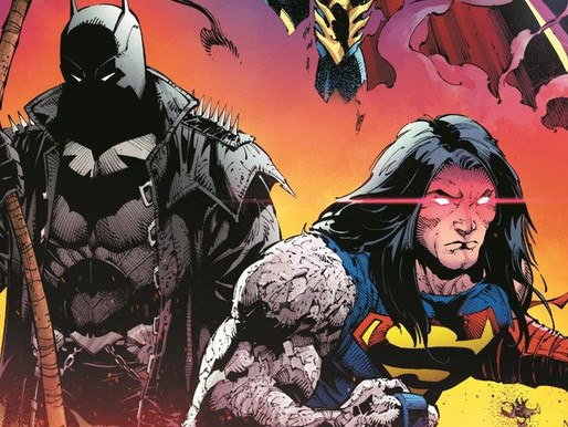 Dark Nights: Death Metal vai continuar a impactar a linha temporal