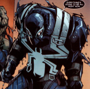 Flash Thompson Venom