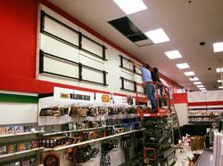 Target Video Wall Prep