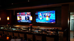 Multiple TV Installation