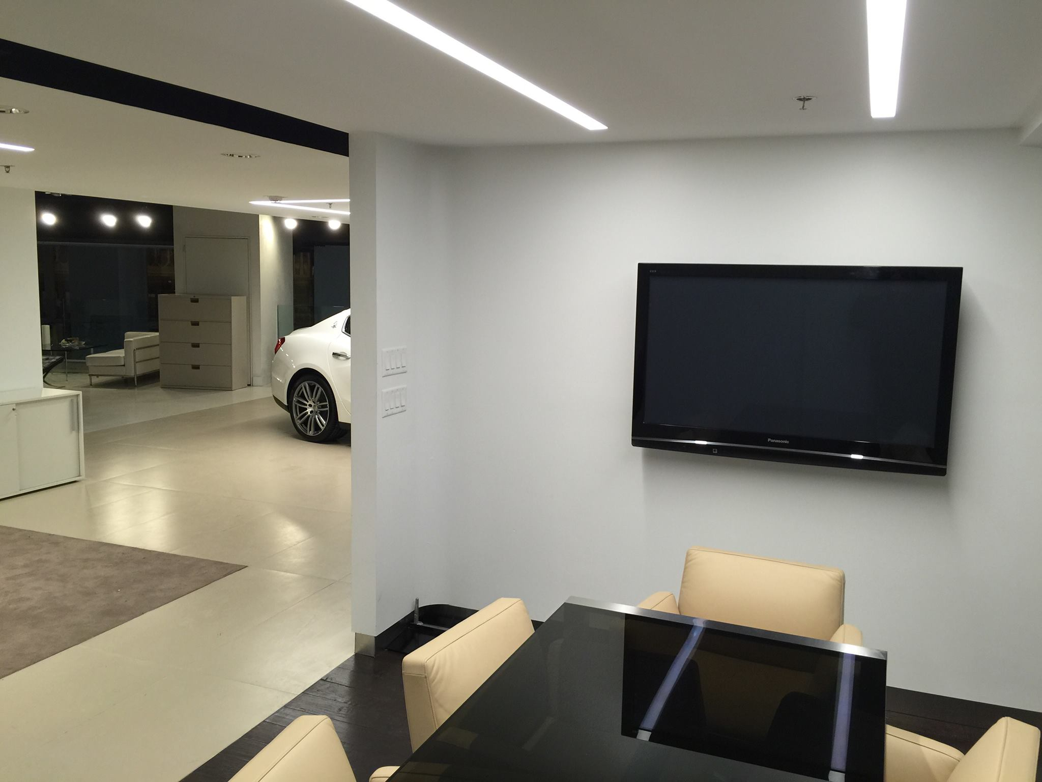 TV Installation Bentley Store
