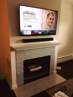 TV + Speaker Installation