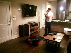 TV Installation by Stephan