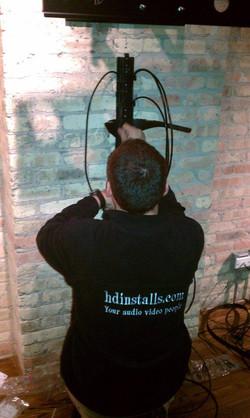 Stephan Installing