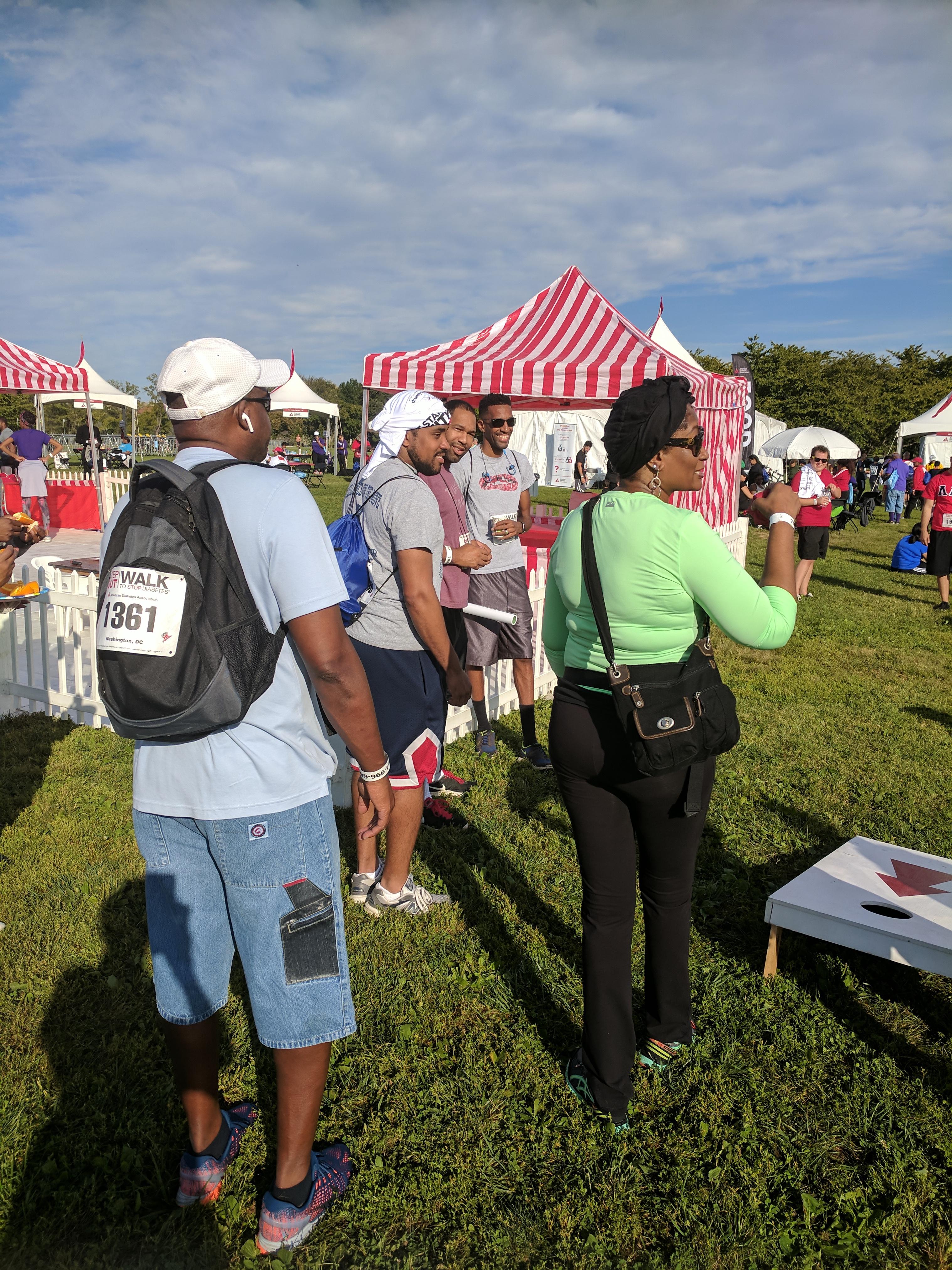 Braves A Team Diabetes Walk (Sept 20