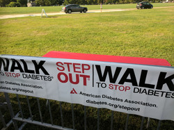 Braves A Team Diabetes Walk (Sept 20