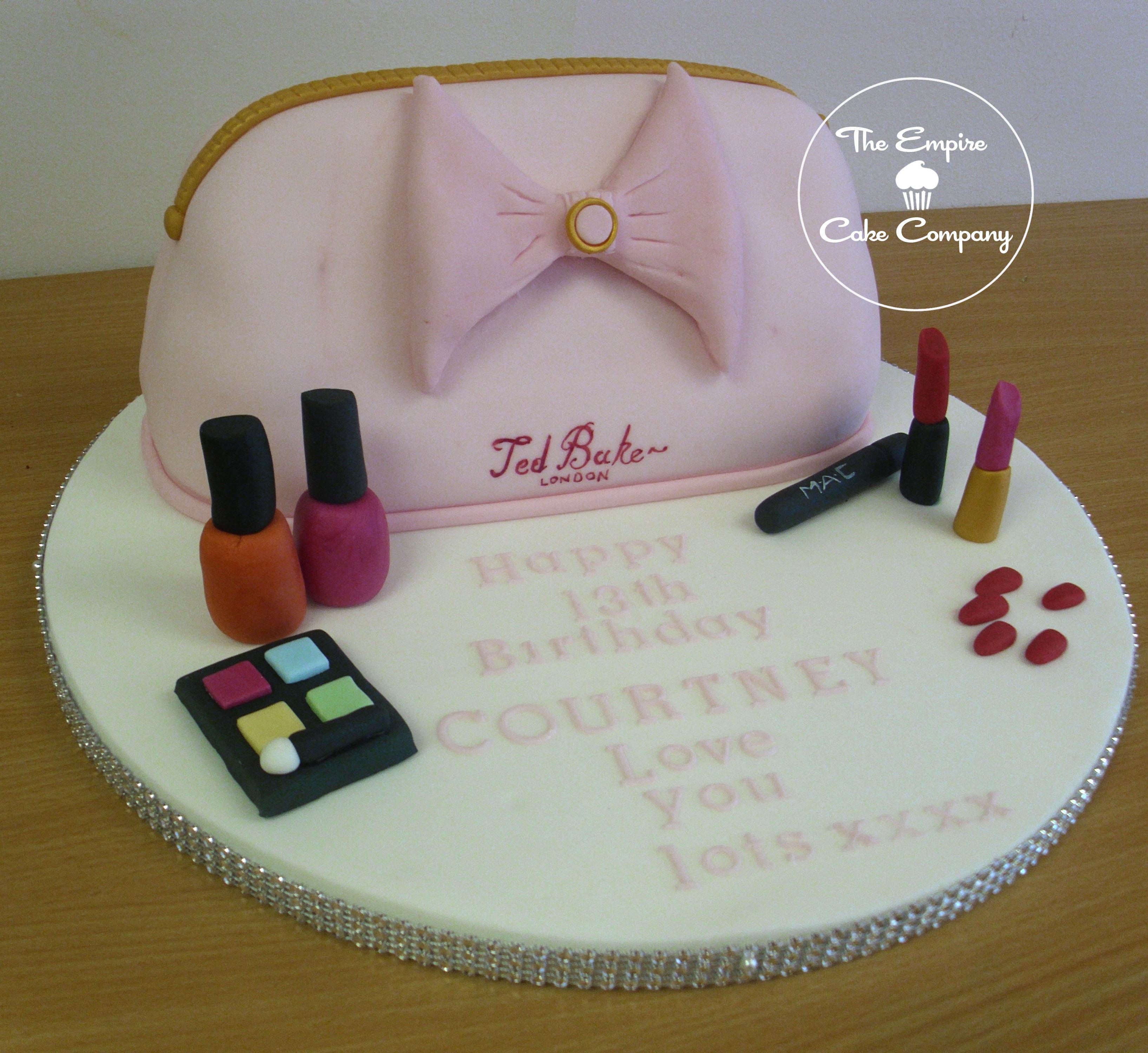 Handbag Birthday Cake Ideas
