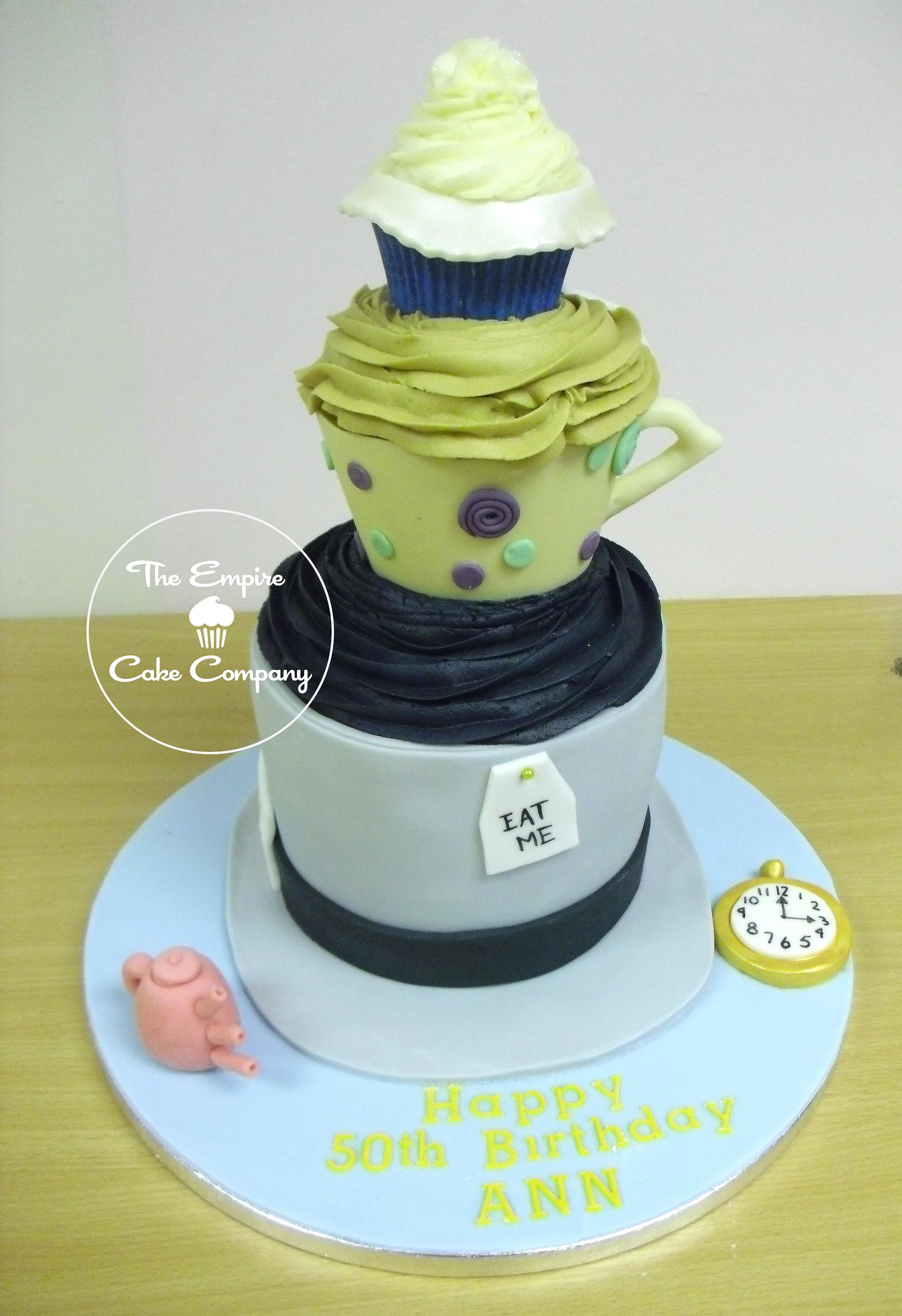 Tier Cake Box