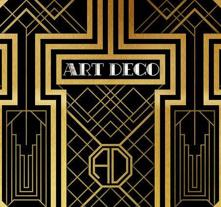 Bijoux vintage : Art Déco flamboyant