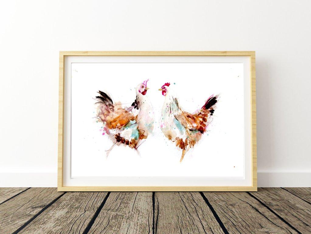 """""""les poules"""""""