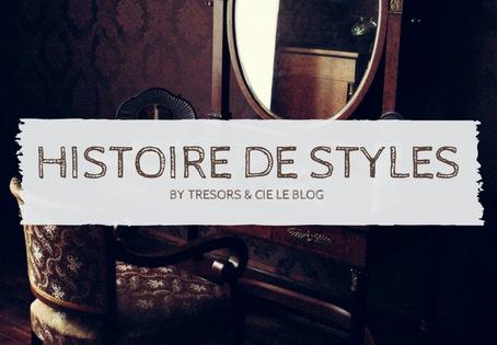 Histoire de styles : élégant et discret le Louis XVI