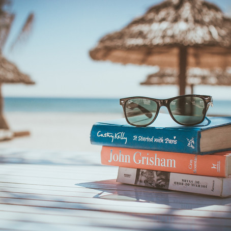 Histoire(s) d'art : à lire sur la plage