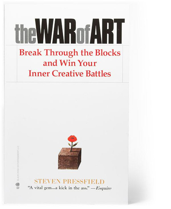 The War of Art: Why You Should Read It.