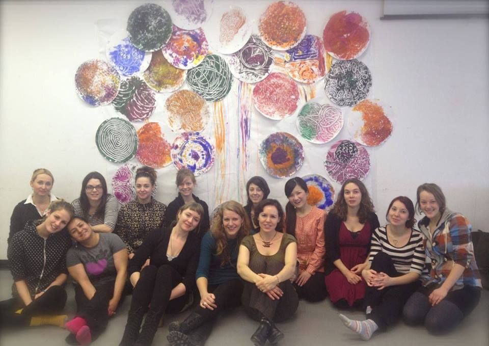 Art Therapy girls Concordia