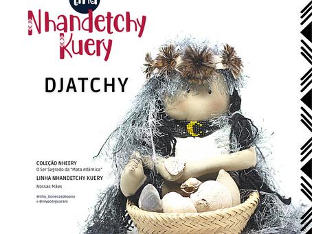 DJATCHY - Divindade da Lua