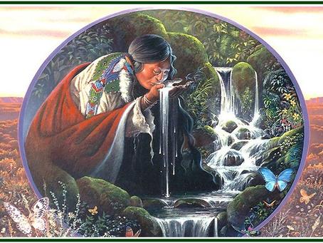 Deusas e Espíritos da Natureza Guarani