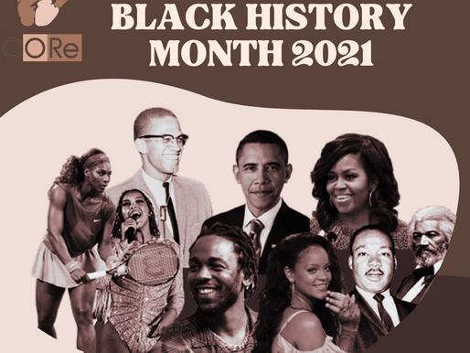 Black History Month - UK