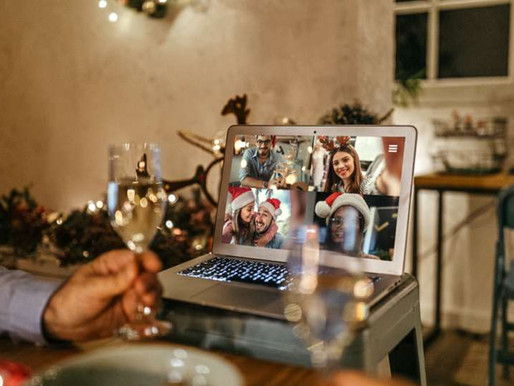 The research club Virtual Christmas Party!