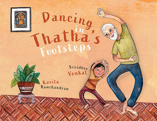 Dancing in Thatha's Footsteps COVER - Sr
